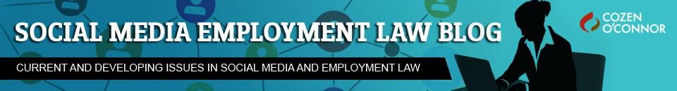 Social Media Employment Law